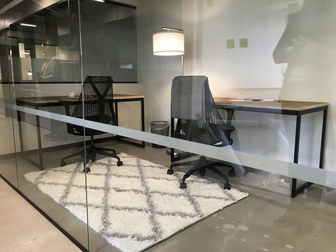 Industrious SF - Office Space