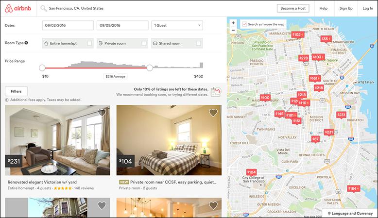 UrbanTech - Airbnb Platform