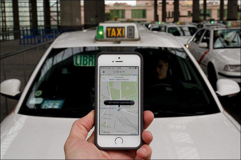 UrbanTech - Uber Mobile App