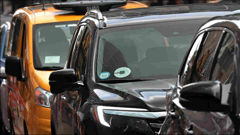 UrbanTech - Uber Cars