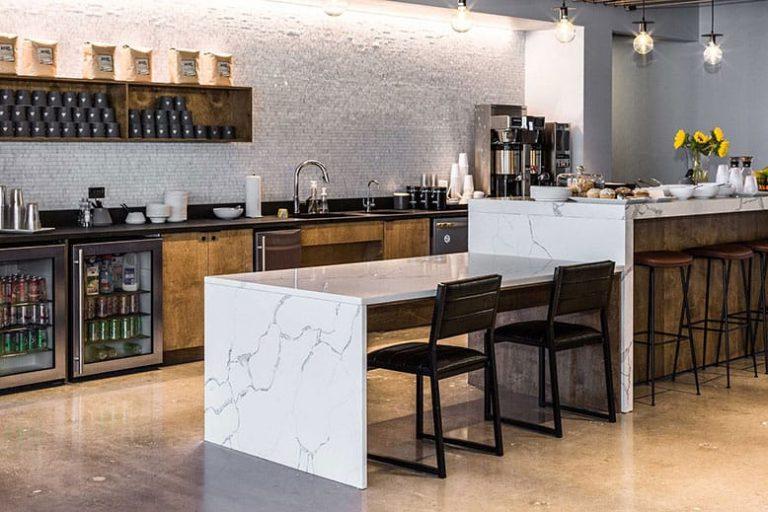 Industrious - Kitchen Area