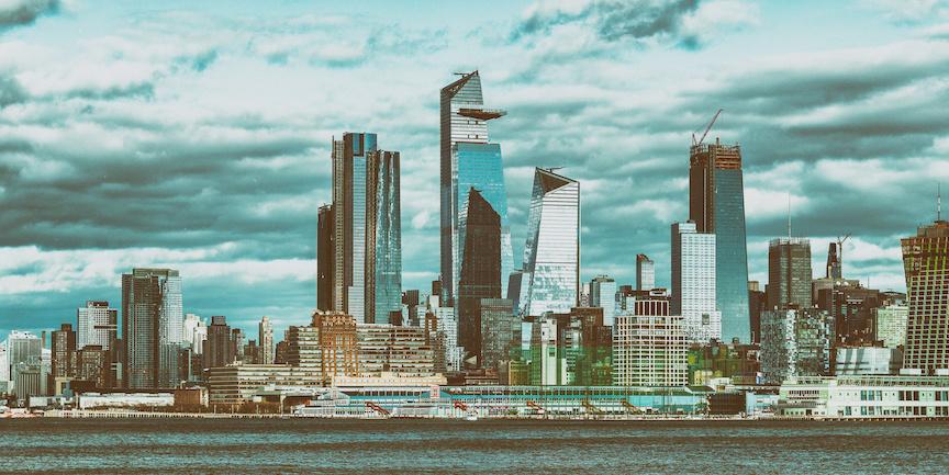 ニューヨーク、ハドソンヤードが提唱するこれからのオフィス街とは ...